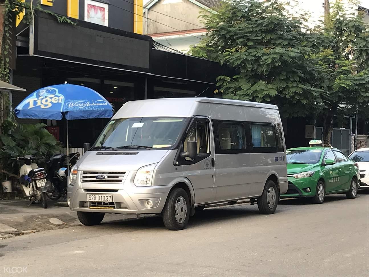 van in vietnam